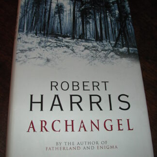 Harris Archangel signed