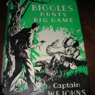 Johns Biggles hunts big game